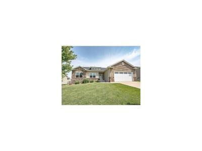 Marion Single Family Home For Sale: 3137 Carlisle Circle