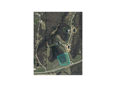 North Liberty Residential Lots & Land For Sale: Lot 3 Lake Ridge Estates