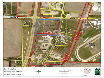 Central City Residential Lots & Land For Sale: 707 Marion Road S