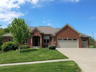 Coralville Single Family Home For Sale: 2966 Diamond Mil Circle