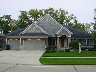 Cedar Rapids Single Family Home For Sale: 3012 Old Orchard Road NE