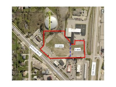 Cedar Rapids Residential Lots & Land For Sale: 2600 16th Avenue SW