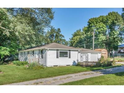 Solon Single Family Home For Sale: 510 W Sovers Street