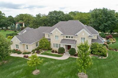 Cedar Rapids Single Family Home For Sale: 3000 Cornerstone Court SE