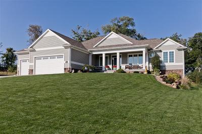 Cedar Rapids IA Single Family Home For Sale: $534,000