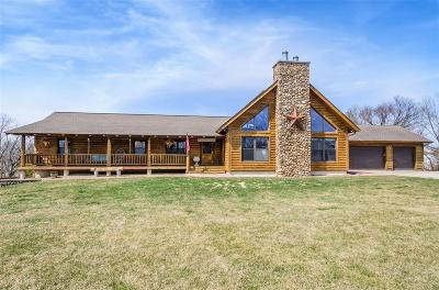 Anamosa Single Family Home For Sale: 10155 Red Fox Road