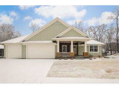 Cedar Rapids Single Family Home For Sale: 3201 Rimrock Court NE