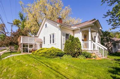 Iowa City Single Family Home For Sale: 266 Marietta Avenue