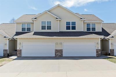 Cedar Rapids Condo/Townhouse For Sale: 5931 Muirfield Drive SW #2