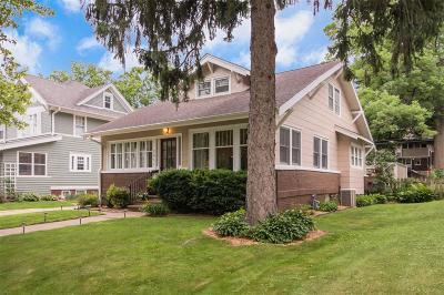 Cedar Rapids Single Family Home For Sale: 2051 Bever Avenue SE