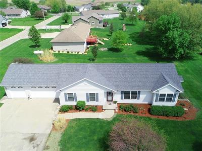 Washington Single Family Home For Sale: 2186 Waters Way