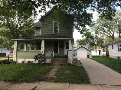 Cedar Rapids Single Family Home For Sale: 1801 1st Street SW