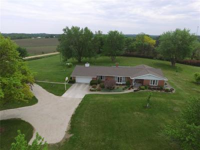 Marion Single Family Home For Sale: 1212 Dubuque Road
