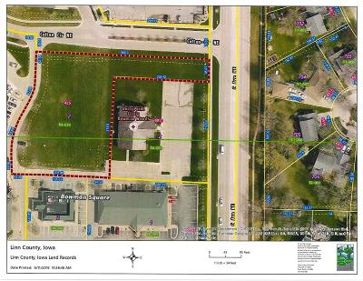 Cedar Rapids Residential Lots & Land For Sale: 425 Colton Circle NE