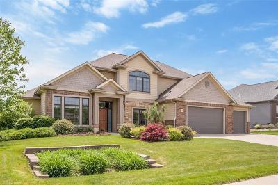 Coralville Single Family Home For Sale: 70 Auburn East Lane