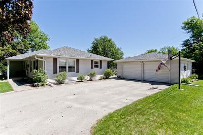 Mt Vernon Single Family Home For Sale: 628 A Avenue SE