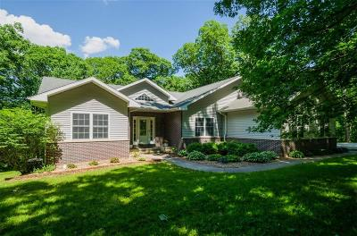 Swisher Single Family Home For Sale: 1484 Seneca Road NW