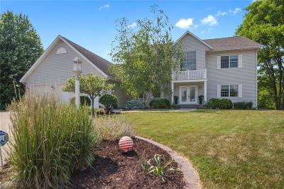Coralville Single Family Home For Sale: 2612 Flagstone Court