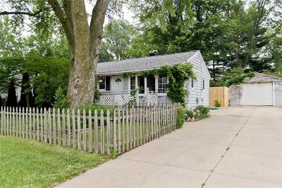 Marion Single Family Home For Sale: 125 22nd Street