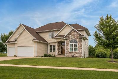 Shueyville, Swisher Single Family Home For Sale: 1128 James Avenue NE
