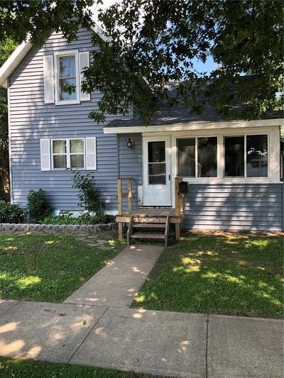 Monticello Single Family Home For Sale: 724 N Sycamore Street