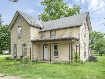 Central City Single Family Home For Sale: 156 4th Street N