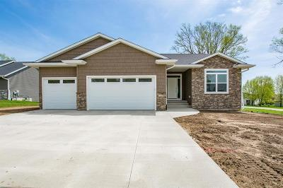 Ely Single Family Home For Sale: 1300 Worley Lane