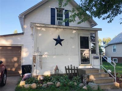 Monticello Single Family Home For Sale: 816 N Sycamore Street