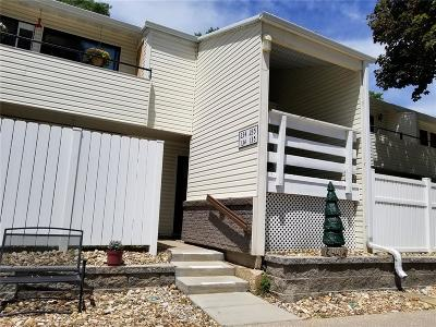Cedar Rapids Condo/Townhouse For Sale: 2955 Bowling Street SW #135