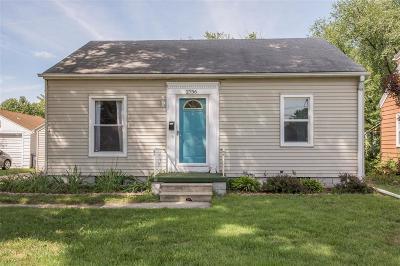 Cedar Rapids Single Family Home For Sale: 2756 Meadowbrook Drive SE