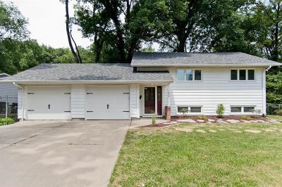 Cedar Rapids Single Family Home For Sale: 1236 Apache Trail NW