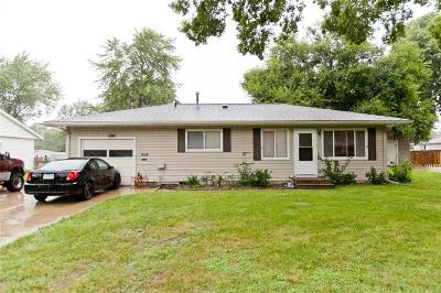 Cedar Rapids Single Family Home For Sale: 624 Old Marion Road NE