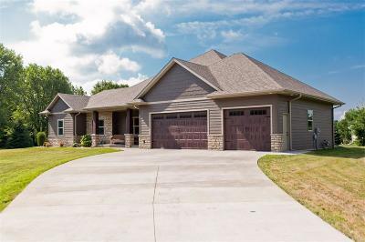 Shueyville, Swisher Single Family Home For Sale: 3027 Sandy Beach Road NE