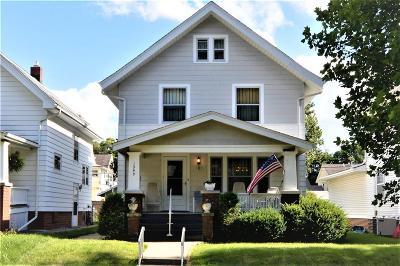 Cedar Rapids Single Family Home For Sale: 1949 Grande Avenue SE