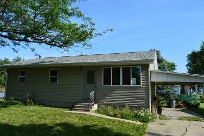 Vinton Single Family Home For Sale: 507 E 13th Street