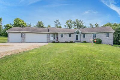 Anamosa Single Family Home For Sale: 22883 126th Street