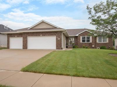 Cedar Rapids Single Family Home For Sale: 806 Amelia Drive