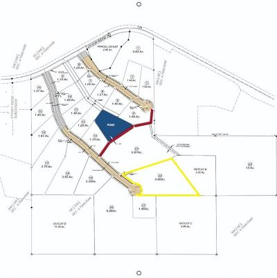 Anamosa Residential Lots & Land For Sale: Lot 22 227th Avenue