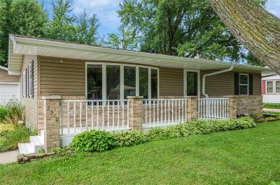 Marion Single Family Home For Sale: 2570 24th Avenue