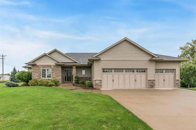 Swisher Single Family Home For Sale: 1335 Spring Ridge Court NE