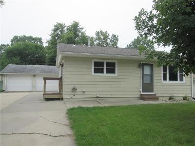 Cedar Rapids Single Family Home For Sale: 767 Gateway Street NE