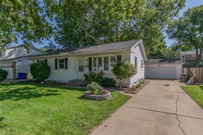 Cedar Rapids IA Single Family Home For Sale: $153,900