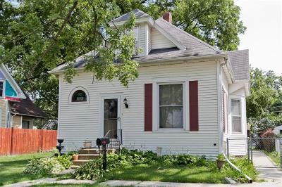 Cedar Rapids Single Family Home For Sale: 1613 E Avenue NE
