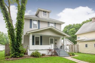 Cedar Rapids Single Family Home For Sale: 1644 D Avenue NE