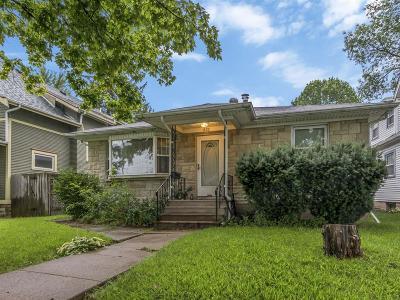 Cedar Rapids Single Family Home For Sale: 822 14th Street SE