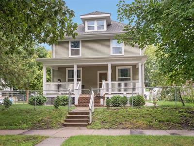 Cedar Rapids Single Family Home For Sale: 1602 Bever Avenue SE