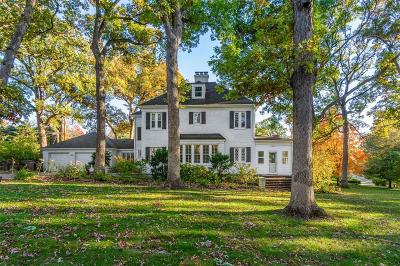 Cedar Rapids Single Family Home For Sale: 1927 Ridgeway Drive SE