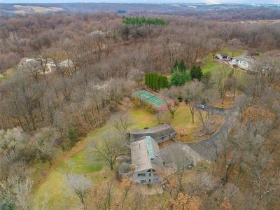 Cedar Rapids Single Family Home For Sale: 7 High Ridge Court SE