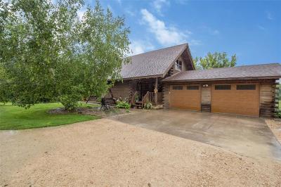 Anamosa Single Family Home For Sale: 24532 Ridge Rd E28