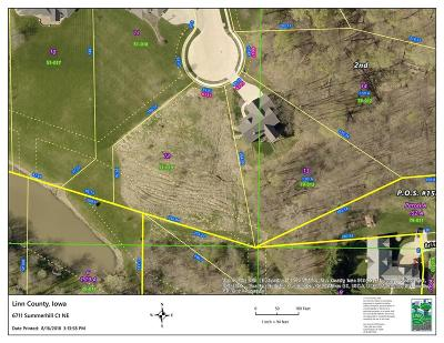 Cedar Rapids Residential Lots & Land For Sale: 6711 Summerhill Court NE